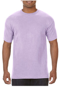 Comfort Color T-shirt Orchid No Pocket