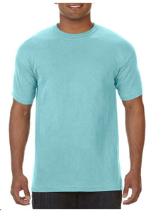 Comfort Color T-shirt Chalky Mint No Pocket