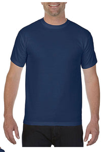 Comfort Color T-shirt True Navy No Pocket
