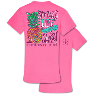 SC Mom's Life is Sweet Gildan T-shirt