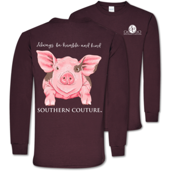 Southern Couture Humble & Kind LS