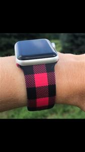 Skinny Apple Watch Band Size 38