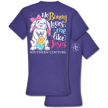 SC No Bunny Loves Me Gildan T-shirt