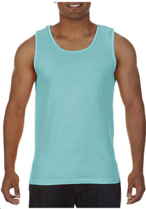 Comfort Color Tank Chalky Mint