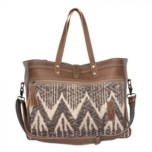 Myra Bag Hot Brownie Tote