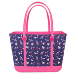 Simply Southern Waterproof Patterned Large Simply Tote