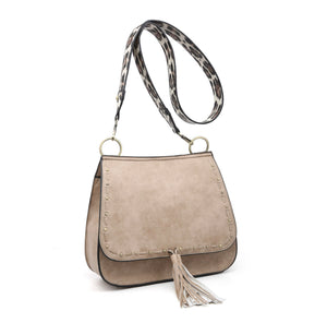 Bailey Crossbody with Animal Strap