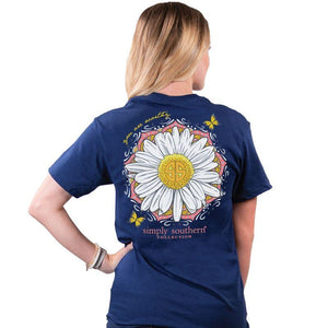 Simply Southern Worthy Midnight T-shirt