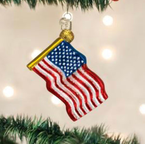 Ornament Star Spangled Banner