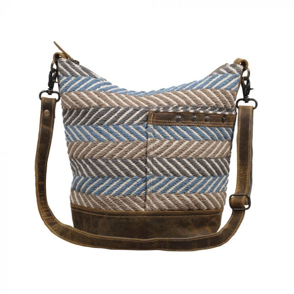 Blue Chip Shoulder Bag