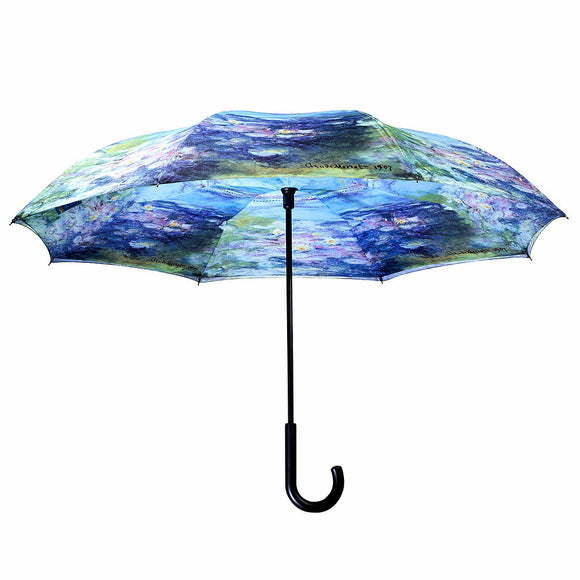 Reverse Umbrella-Monet Water Lilies