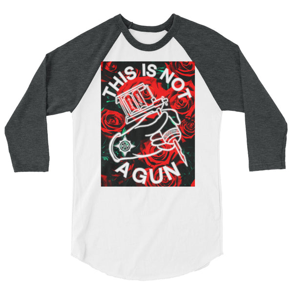 This Is Not A Gun - Baseball T