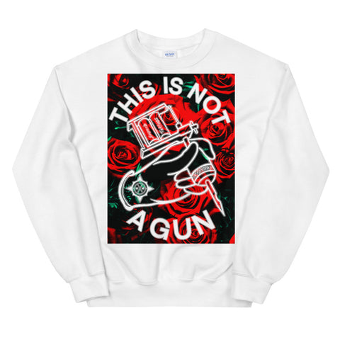 This Is Not A Gun - Unisex Sweatshirt
