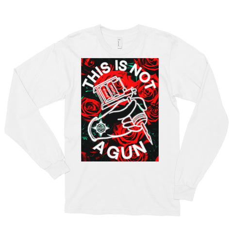 This Is Not A Gun - Long sleeve