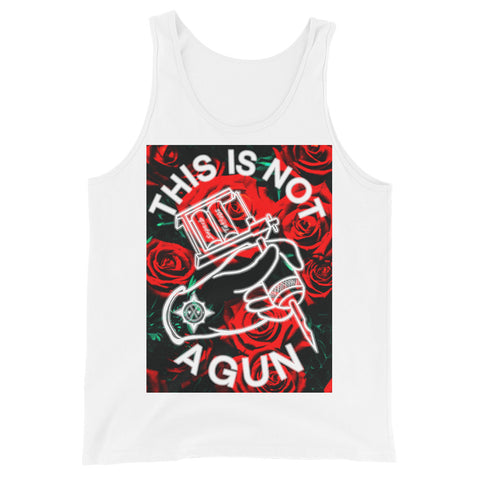 This Is Not A Gun - Unisex Tank Top