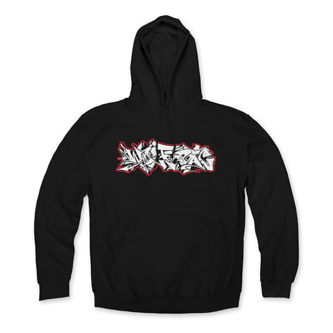 "Wolfpac ""Red Glow Front"" Hoodie"