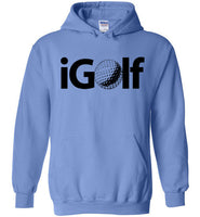 I GOLF Hooded Sweatshirt