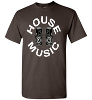 House Music T-Shirts