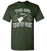 This Girl Loves Country Music