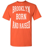 Brooklyn Born & Raised T-shirt