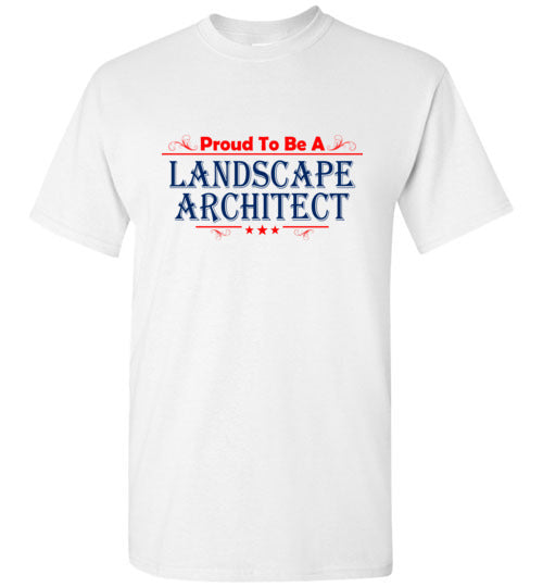 Proud Landscape Architect
