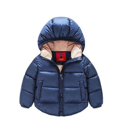 Winter Baby Jacket, , Baby Terry, Baby Terry