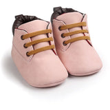 Pre-Walking PU Leather Bootie Slippers, , Baby Terry, Baby Terry