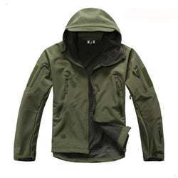Alpha One Midweight Tactical Jacket - The Offroader