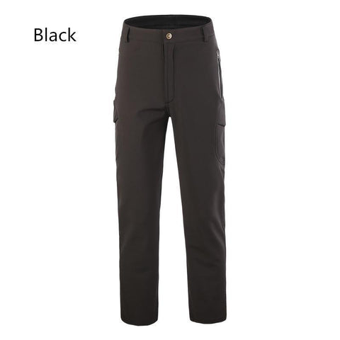 Alpha One Insulated Softshell Pants - The Offroader