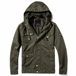 The Columbus Field Jacket - The Offroader