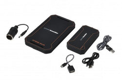 Extreme Water Resistant Rugged Solar Power Charger Kit
