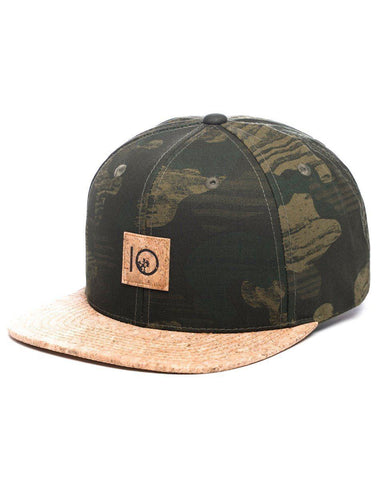 Tentree Freeman Olive Night Adjustable Hat - The Offroader