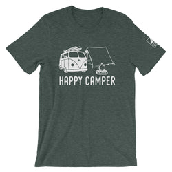 Happy Camper Tee - The Offroader