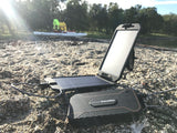 Extreme Water Resistant Rugged Solar Power Charger Kit - The Offroader