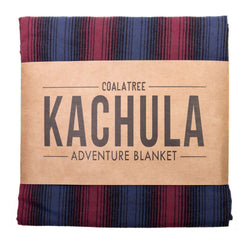 Coalatree Red Stripe V2 Kachula Adventure Blanket - The Offroader