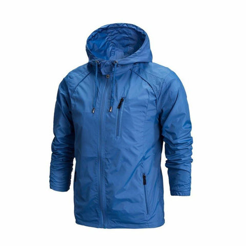 Peak Optimum Windbreaker Jacket - The Offroader