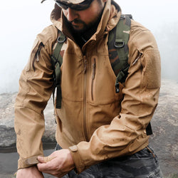 Alpha One Lightweight Tactical Jacket - The Offroader