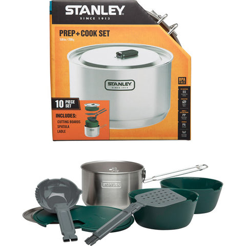 Stanley Adventure Prep + Cook Set - The Offroader
