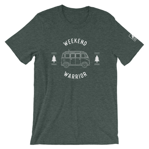 Weekend Warrior T-Shirt II - The Offroader