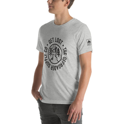 Men's Get Lost Tee - The Offroader