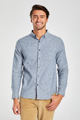 Men's Manse Chambray Shirt - The Offroader