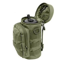 Military Style Tactical Water Bottle Pouch