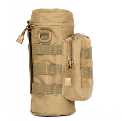Military Style Tactical Water Bottle Pouch - The Offroader