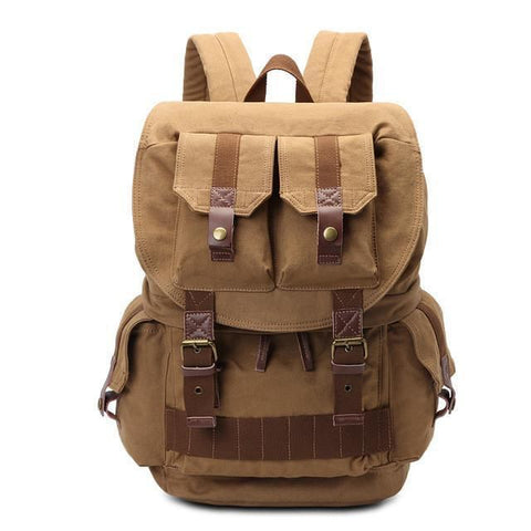 The Watkins Camera Messenger Backpack - The Offroader