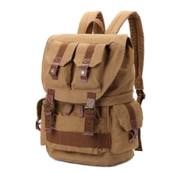 The Watkins Camera Messenger Backpack