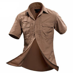 Men's Short Sleeve Adventurer Shirt - The Offroader