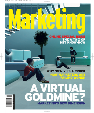 Marketing Mag February 2007 – Virtual Reality