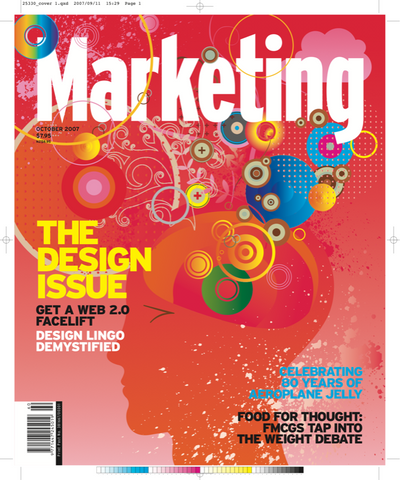 Marketing Mag October 2007 – The Design Issue