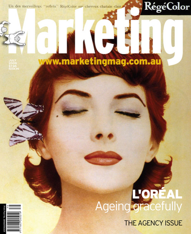 Marketing Mag July 2009 – L'Oreal
