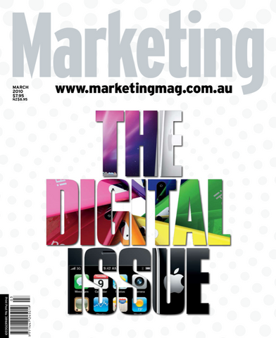 Marketing Mag March 2010 – The Digital Issue